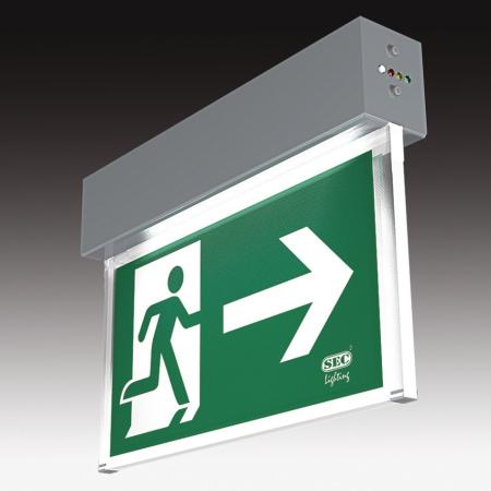 Vluchtweg & Noodverlichting