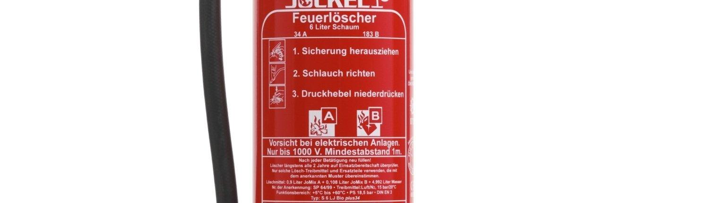 Schuimblusser 6 liter Jockel S-6LJM Bio21