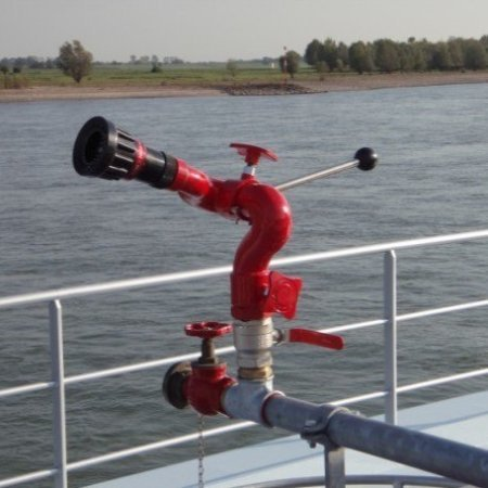 Brandbeveiliging scheepvaart